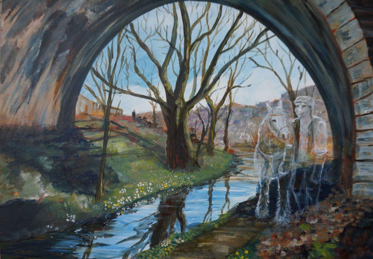 Tavistock Canal Ghosts