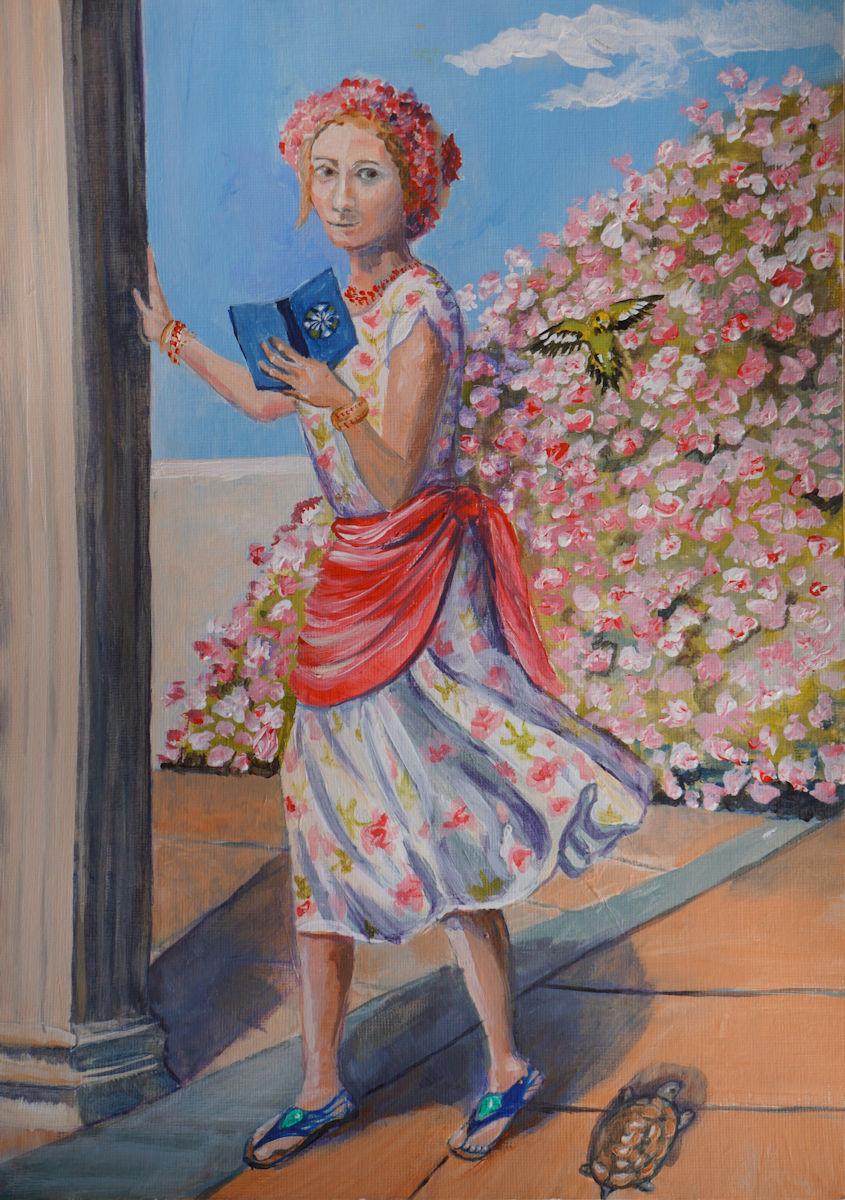 A Floral Portrait