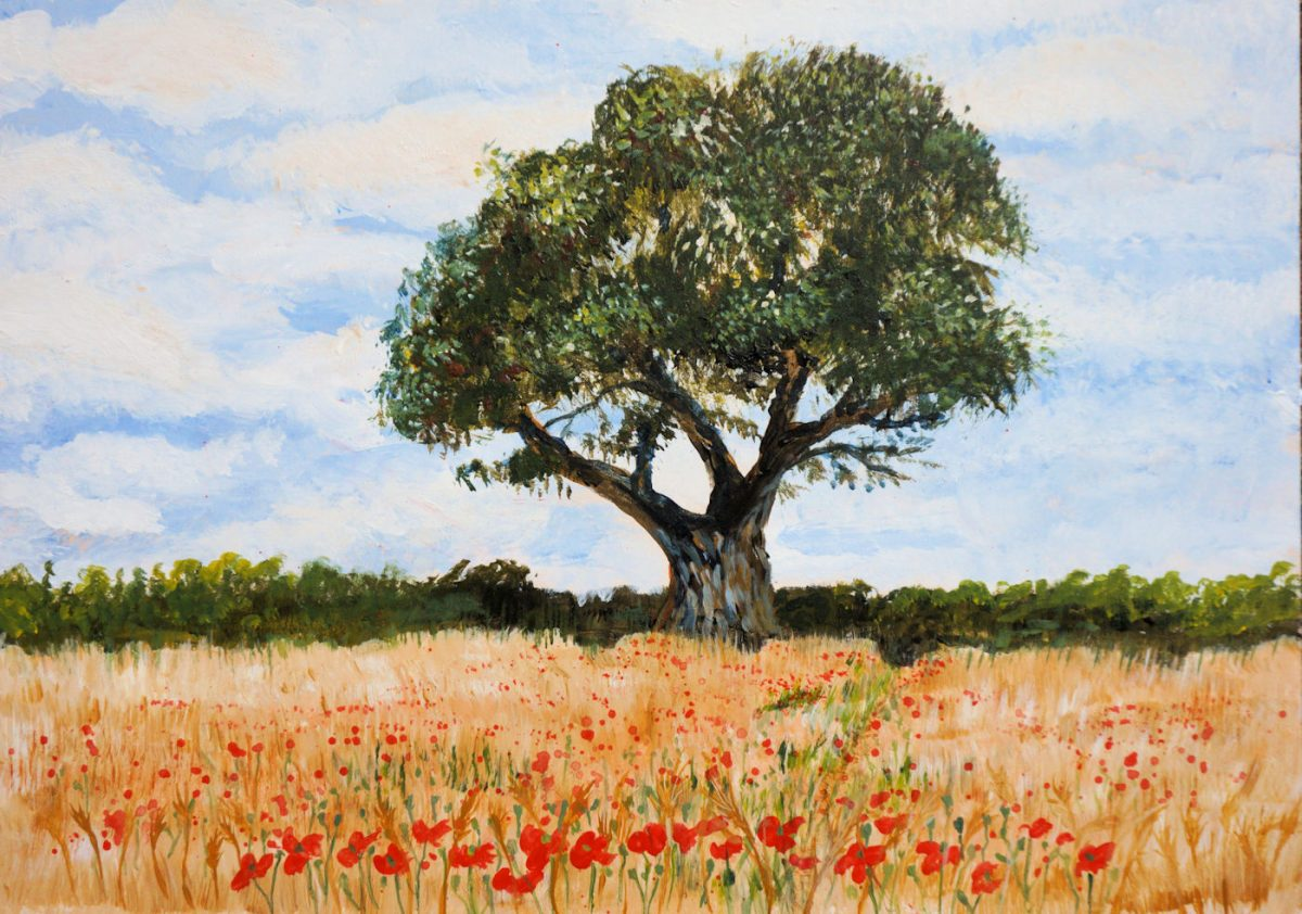 Paintings from a visit to Essex