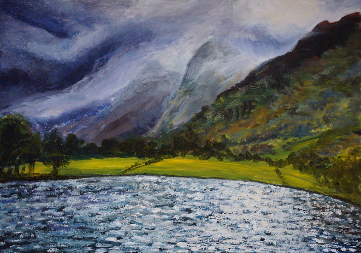Paintings from the Great Glen
