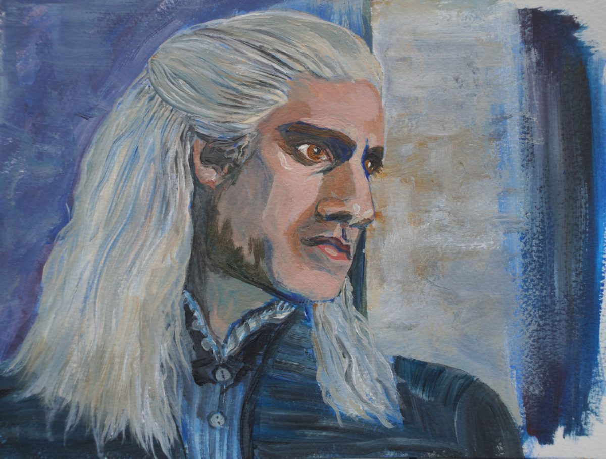 Geralt & Yennefer: Portraits from 'The Witcher'